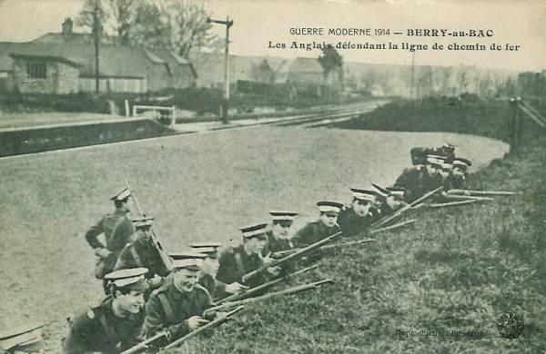 Unités ayant combattues à Sapigneul Berry_au_bac_anglais_chemin_fer